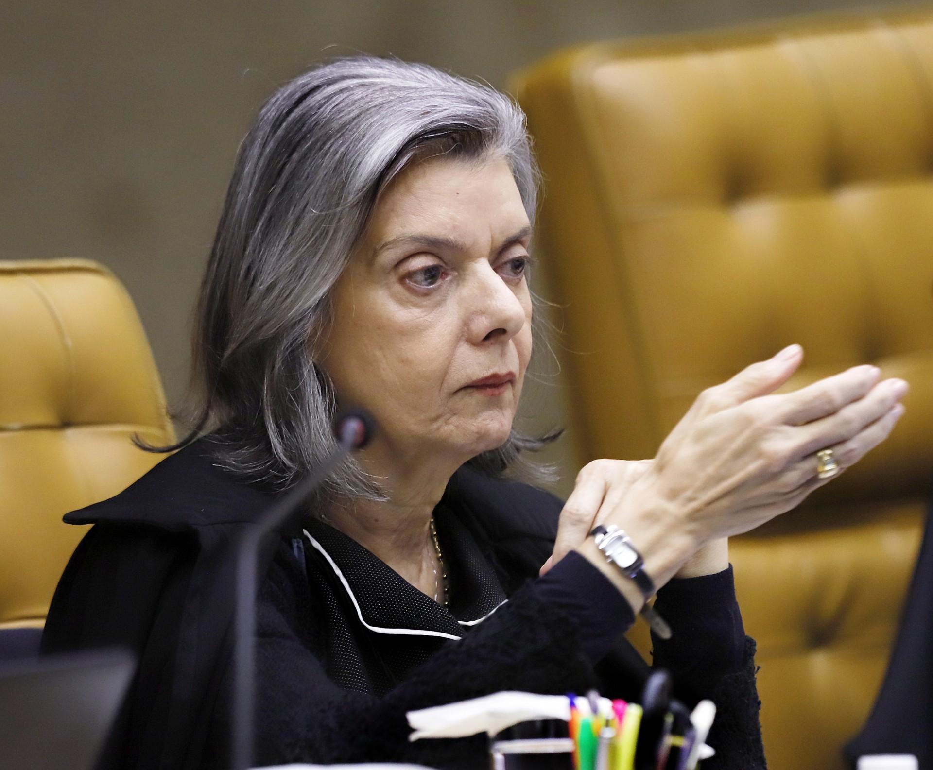 MINISTRA indeferiu pedido feito por petistas (Foto: Divulgação/STF)