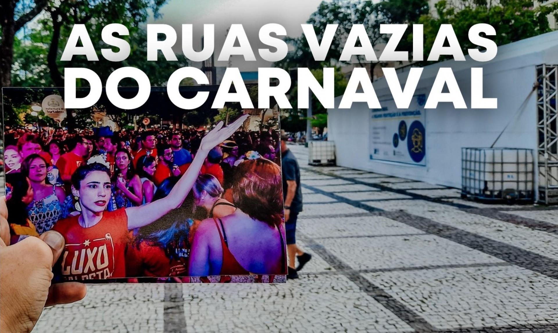 As Ruas Vazias do Carnaval