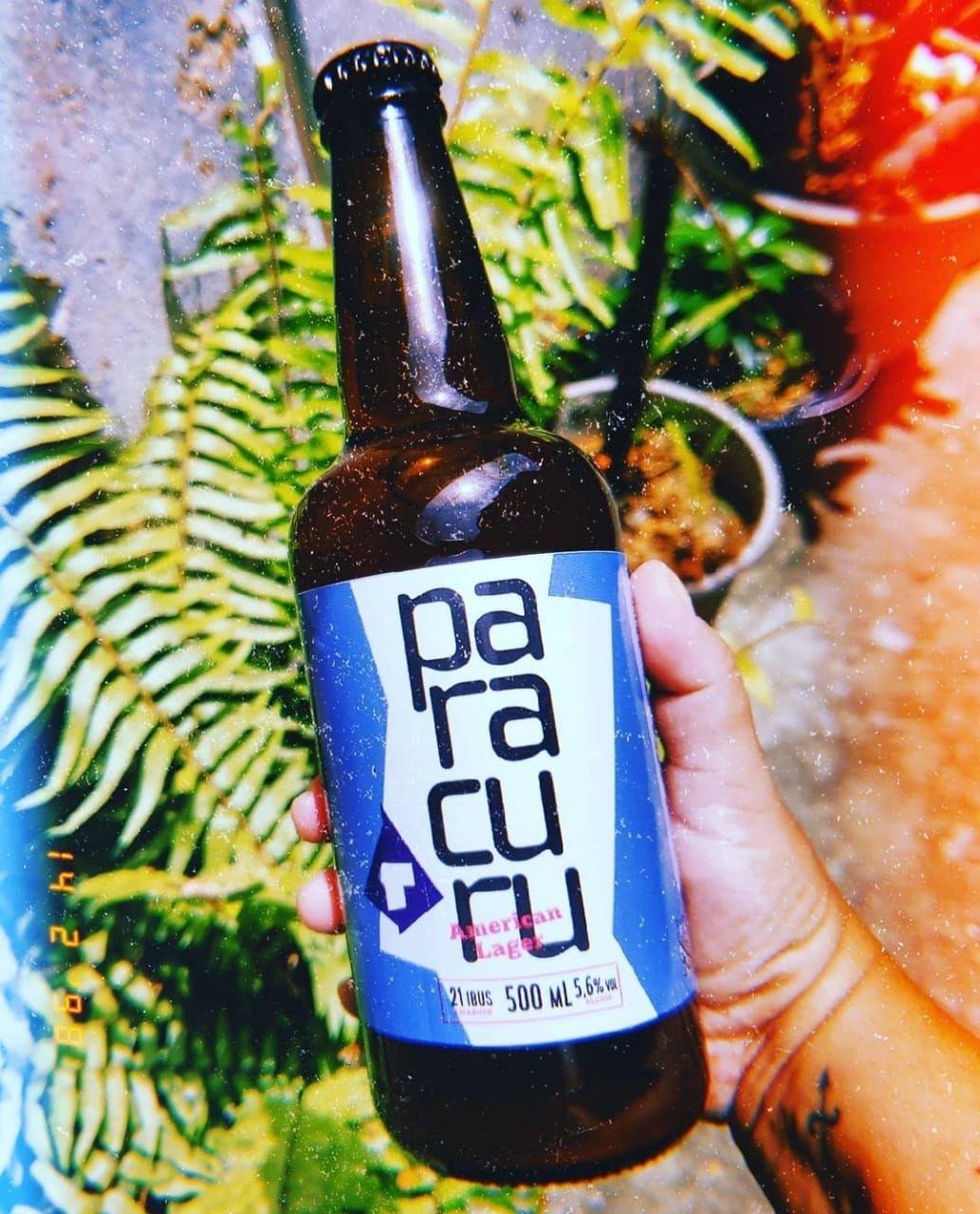 Paracuru é rótulo da Terral Cervejas Especiais, marca idealizada pelos cearenses Marcos Maia e João Walter Saunders