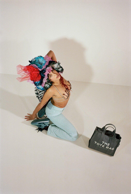 (Foto: Brianna Capozzi/ Divulgação Marc Jacobs)Lourdes Maria para Marc Jacobs
