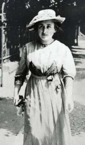 Rosa Luxemburgo, vida e lutas.