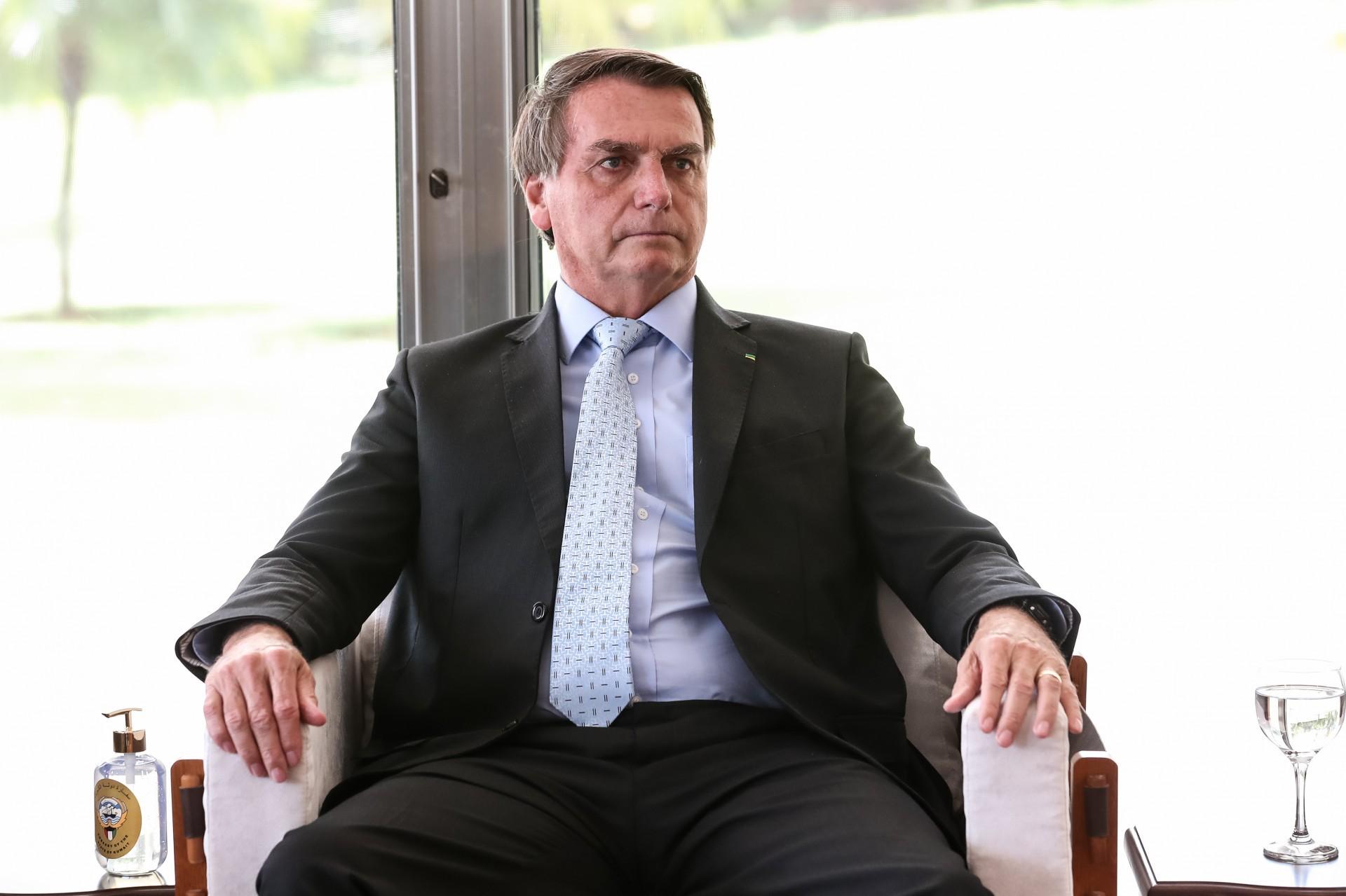 CRÍTICAS a Jair Bolsonaro por conduta no combate à pandemia têm se intensificado (Foto: Marcos Corrêa/Presidência da República)