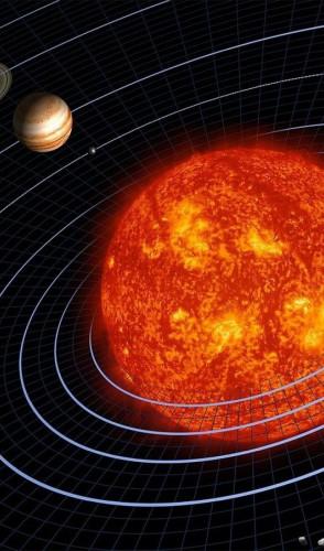 Sua origem é das mais  notáveis: formou-se há bilhões de anos,  ainda no início  do Sistema Solar