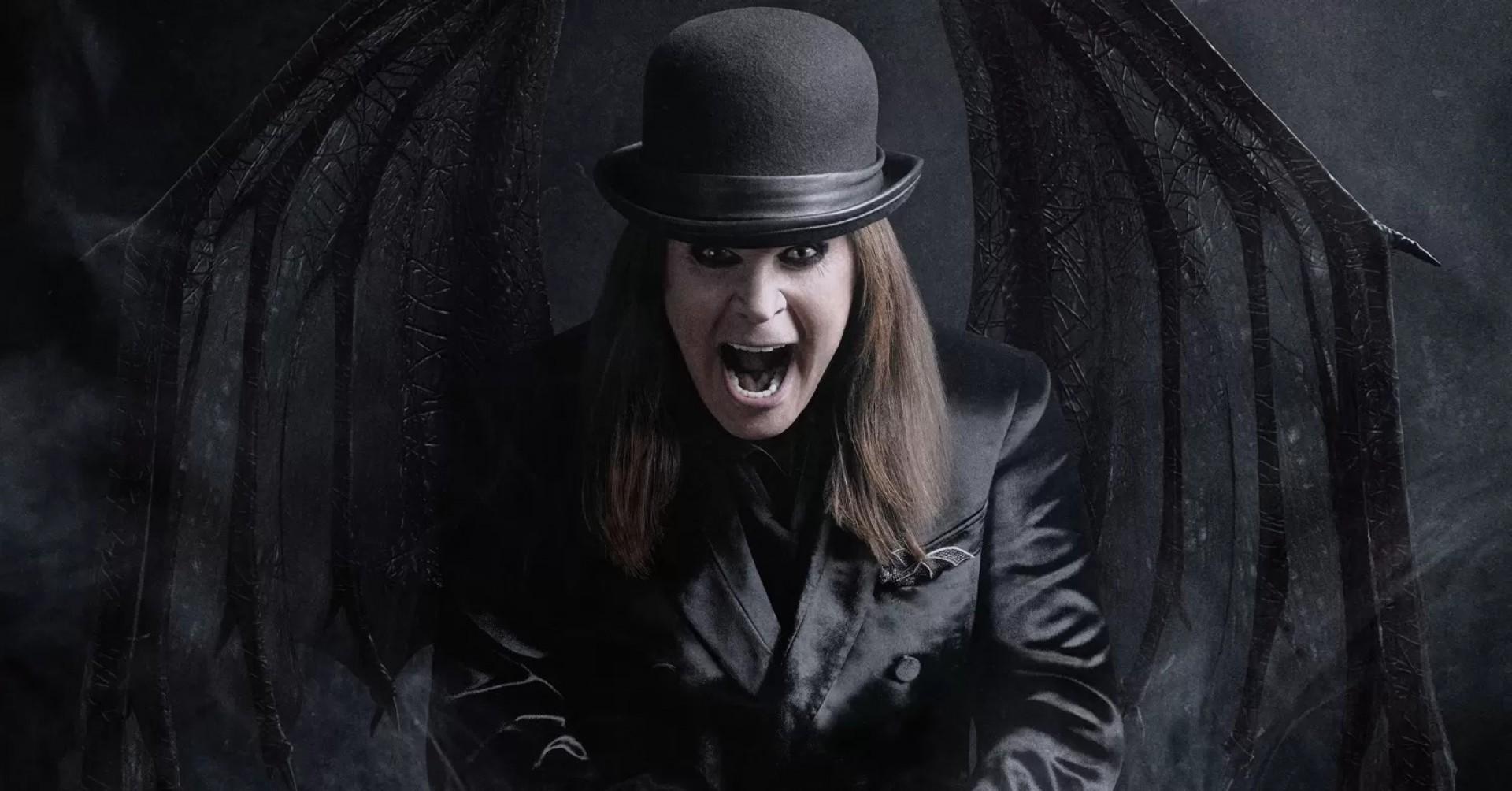 Ozzy Osbourne, ícone do heavy metal,
