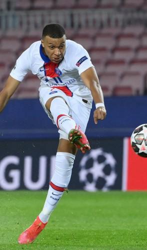 Com 22 anos, o jogador foi um dos destaques da França campeã da Copa do Mundo de 2018 e do próprio PSG.