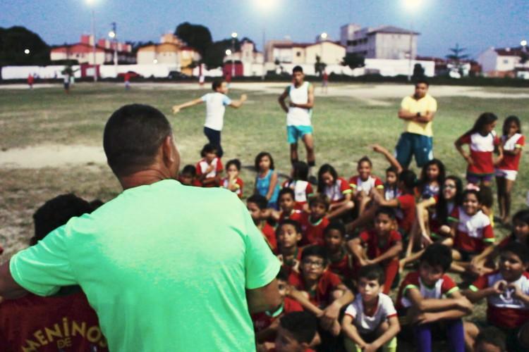 Dirigido por Leo Silva, 'Uma História de Amor, Fé e Esperança' apresenta história de projeto social no Jangurussu