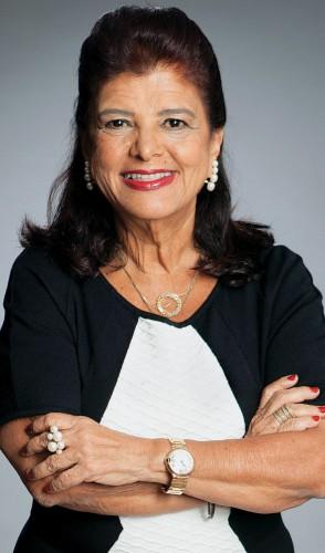 Luiza Helena Trajano, dona das lojas Magazine Luiza: pressão popular e assédio dos partidos, mas ela segue negando interesse em candidatura política