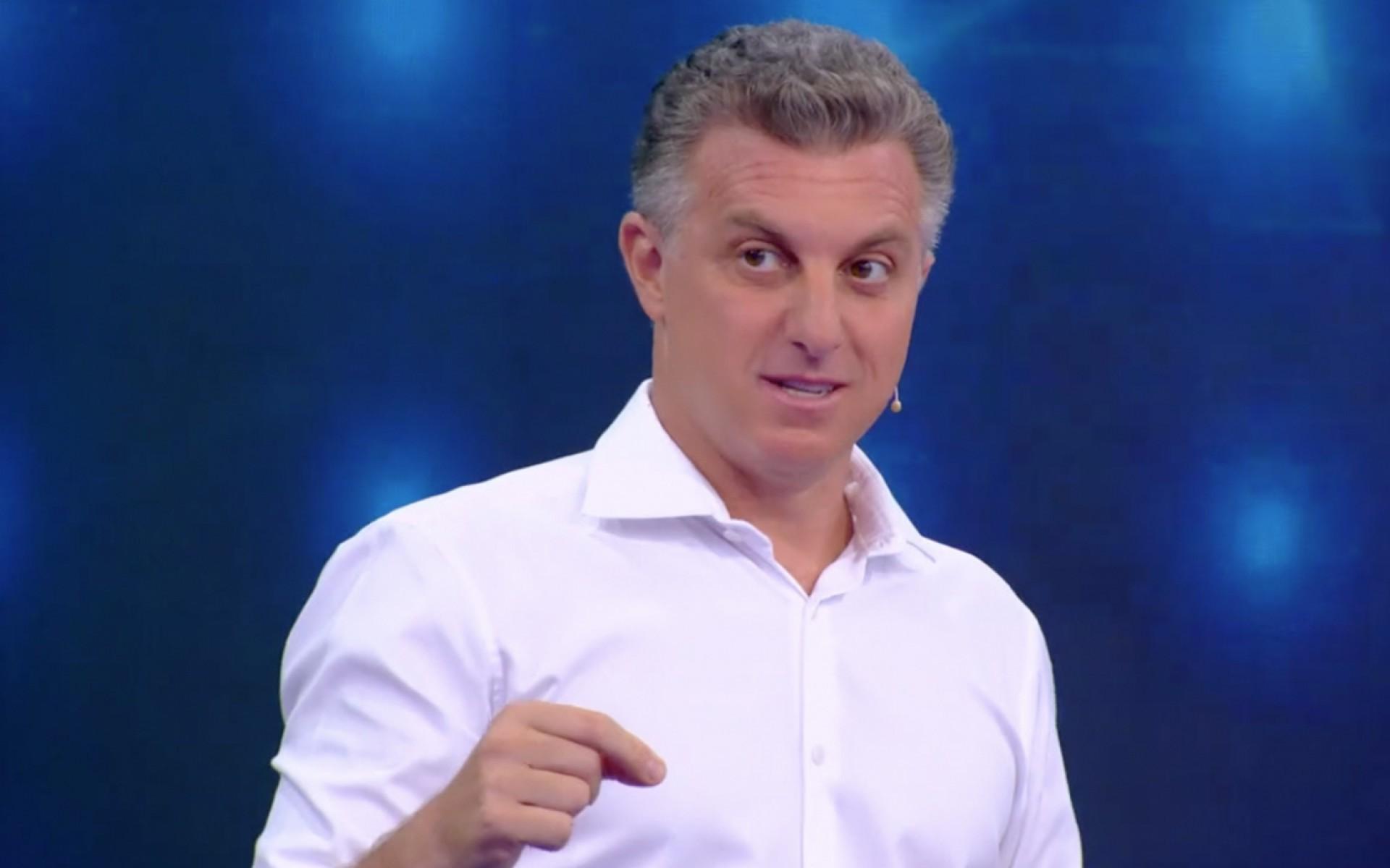 Luciano Huck anunciou esta semana que não será candidato em 2022