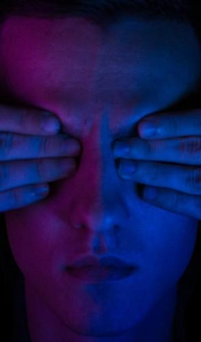 A cegueira das feições