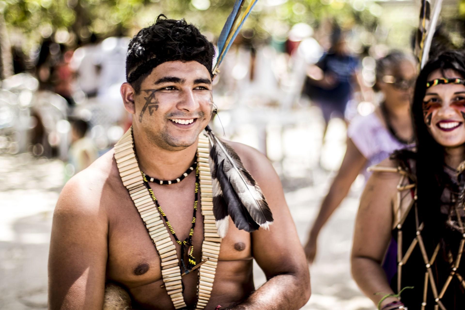 (Foto: Iago Barreto/ Divulgação)Iago Barreto, autor das imagens, é arte-educador, artista e comunicador comunitário.