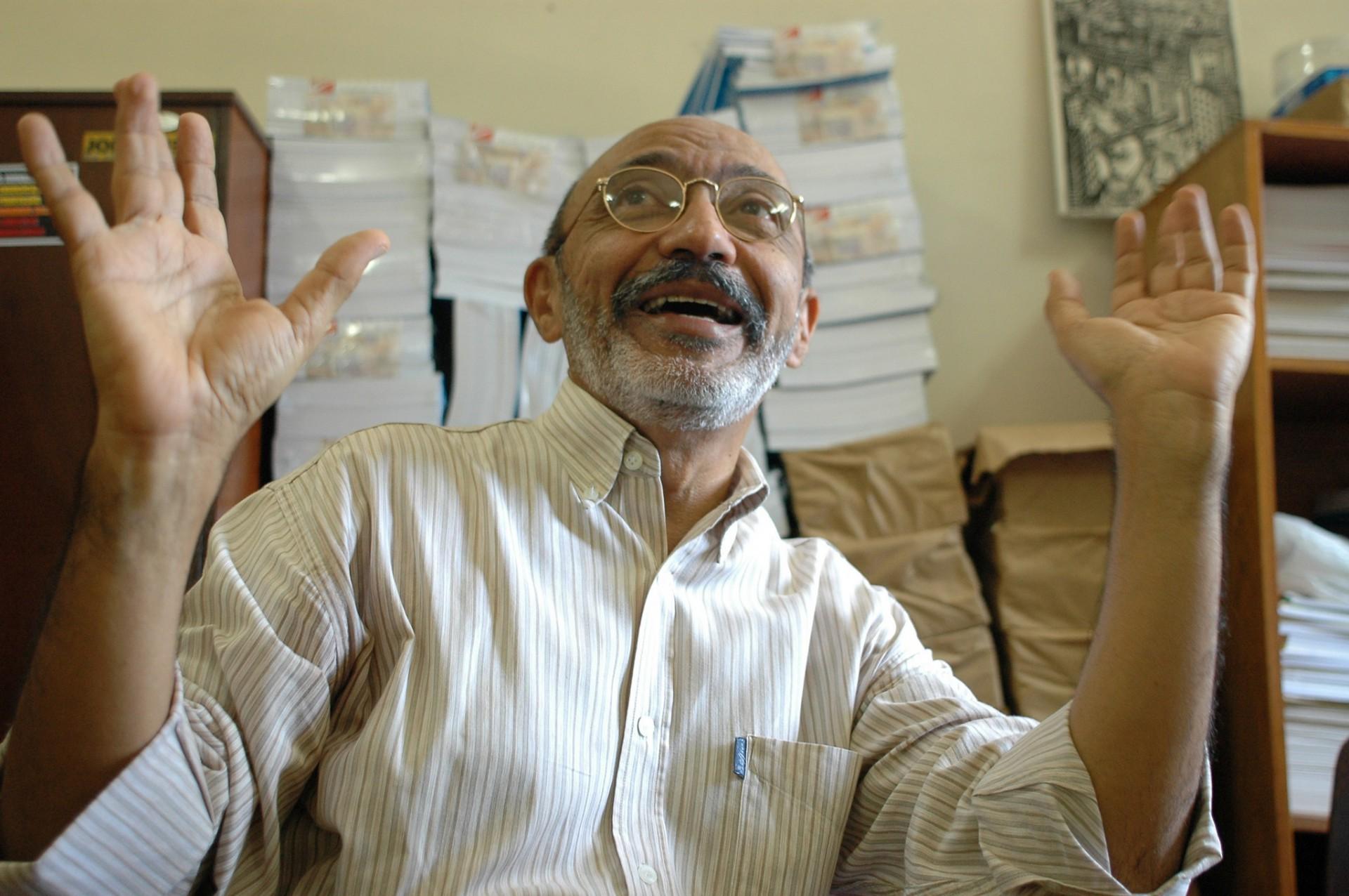 Gilmar de Carvalho é lembrado por ser um incentivador da arte cearense