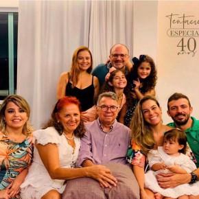 Fátima Duarte e família