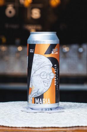 - Cervejaria Avós  Vó Maria Hoppy Pils 4,9% abv - Refrescante e douradinha, com notas um que cítrico e frutado.
