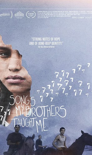 Em 2015, ela estreou com o longa metragem Songs My Brothers Taught Me.