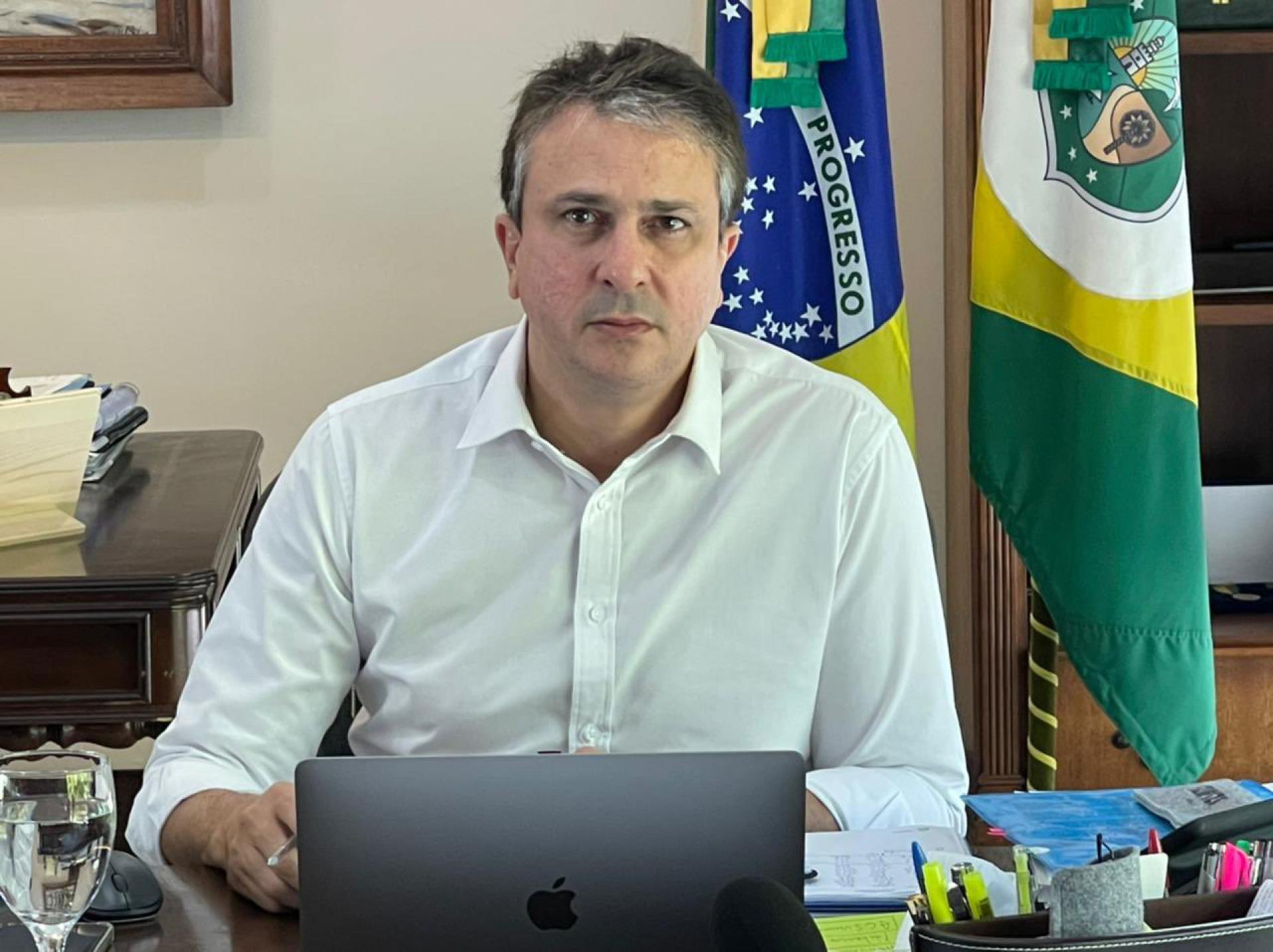 CAMILO endureceu discurso contra deputados opositores (Foto: Reprodução Twitter)