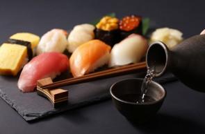 Saquê e sushi, a harmonização tradicional