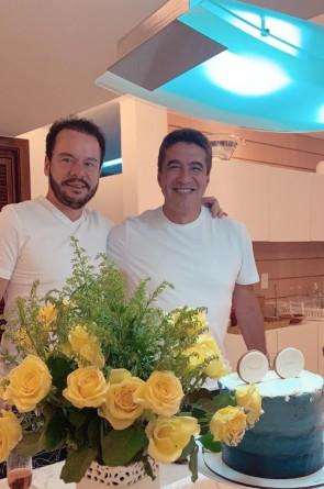 Lisandro Fujita e Paulo Teixeira