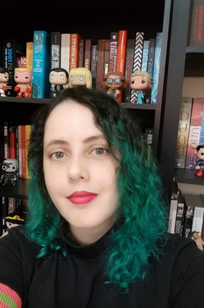 Beatriz Blanco, estudiosa da cultura dos jogos digitais e dos discursos ativistas em relação a gênero e sexualidade no game design(Foto: ACERVO PESSOAL)