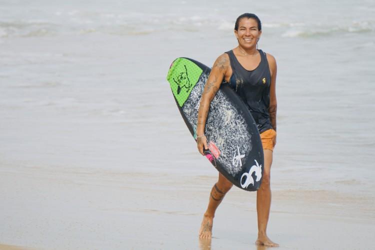Silvana Lima é natural de Paracuru(Foto: ARQUIVO)