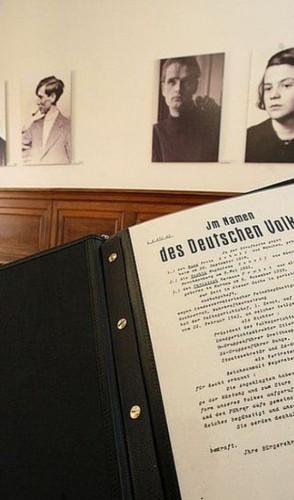Até hoje o Rosa Branca é lembrado na Alemanha devido aos esforços para combater o nazismo.