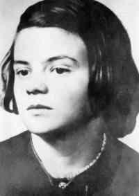 Ela desafiou o Nazismo!