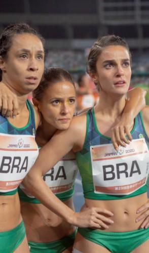 24/6 - Correndo por um sonho. Dirigido por Tomas Portella, o drama conta a história de uma equipe de atletismo feminina.