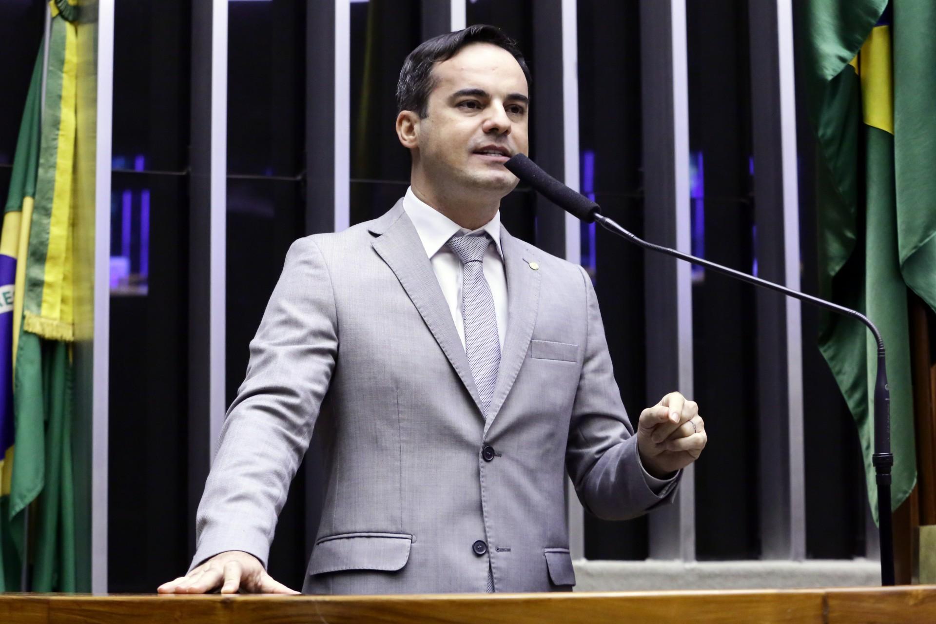 Capitão Wagner é convidado para se filiar a ex-partido de Bolsonaro