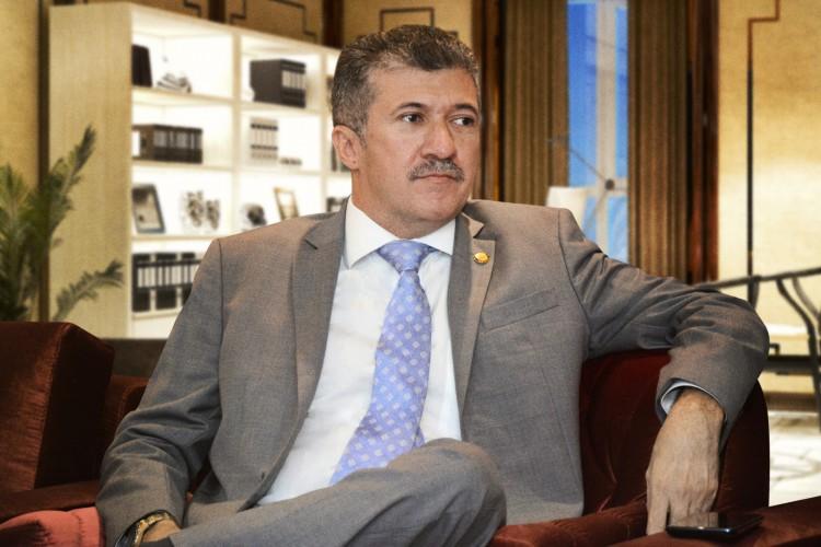 Antônio Henrique, presidente da Câmara Municipal de Fortaleza