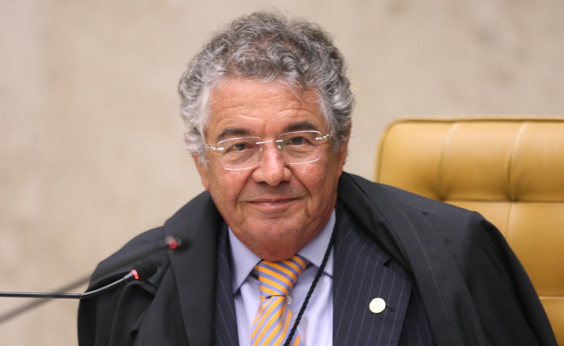 MINISTRO Marco Aurélio Mello está no STF desde 1990