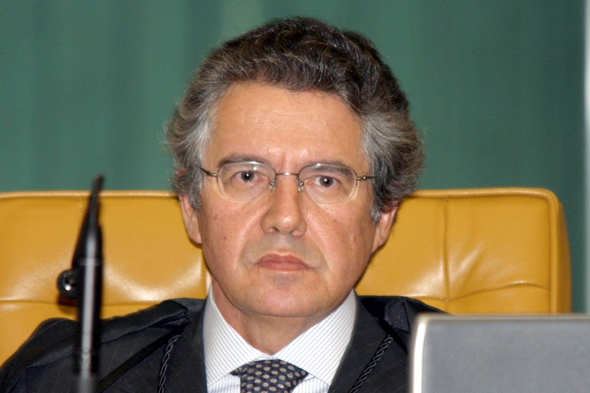 DECANO da Corte foi voto minoritário em cerca de um terço das votações (Foto: STF/Divulgação)