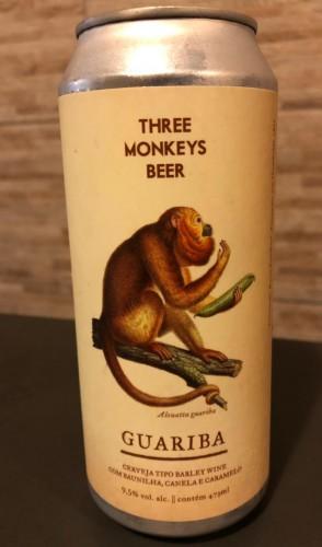 Three Monkeys Guariba   (Foto: divulgação)