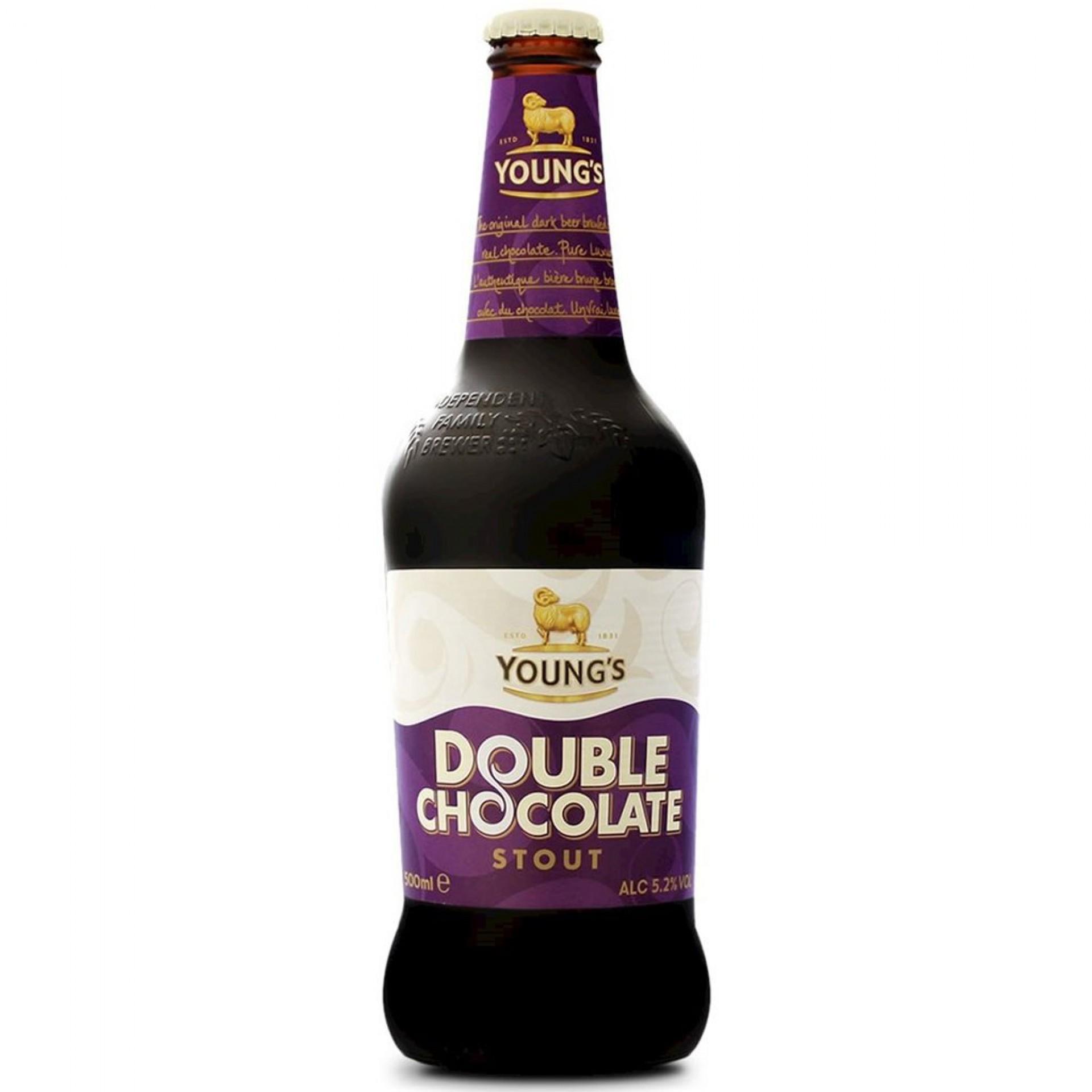 Young's Double Chocolate Stout (Foto: Divulgação )