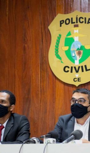 PRISÃO da advogada foi detalhada em entrevista coletiva  (Foto: Divulgação/Secretaria da Segurança Pública e Defesa Social)