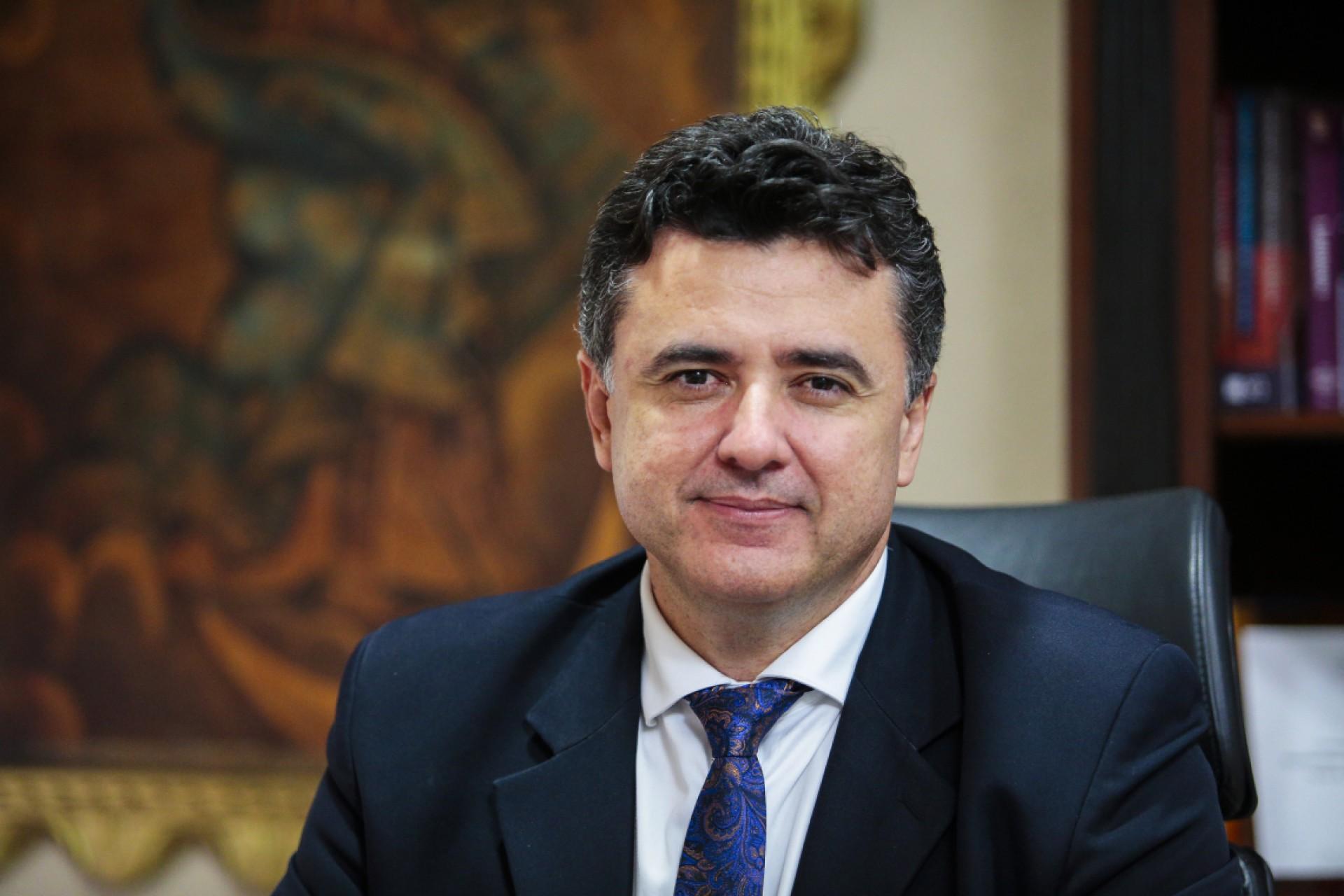 Procurador geral do Estado, Manuel Pinheiro, (Foto: JULIO CAESAR)