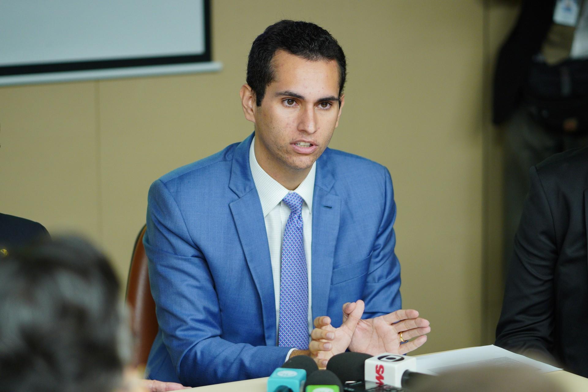 Deputado federal Domingos Neto (PSD-CE)