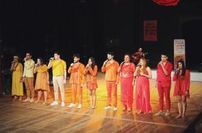 O Coletivo Nossa Voz, de Fortaleza, participa da programação da Festa do Sol