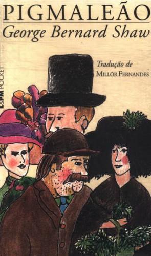 George Bernard Shaw: irlandês que ficou conhecido por peças teatrais como <i>Pigmaleão</i>.