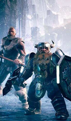 Dungeons & Dragons: Dark Alliance | O jogo é baseado no famoso RPG de mesa do mesmo nome.