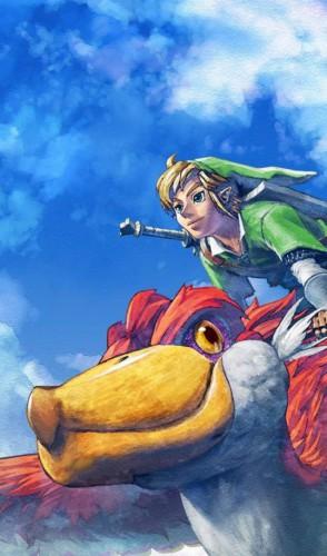 Zelda: Skyward Sword | Esse vai para os players do Nintendo Switch.