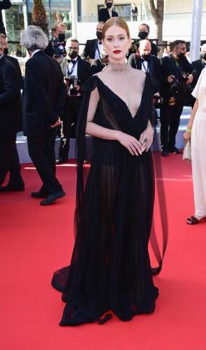 Marina Ruy Barbosa em Cannes(Foto: reprodução instagram )