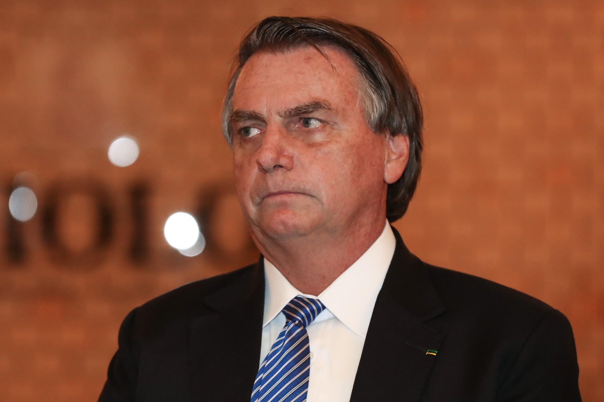 BOLSONARO afirmou que prevaricação não se aplica ao cargo de presidente (Foto: Isac Nóbrega/Presidência da República)