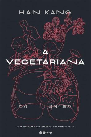 Capa de 'A Vegetariana', de Han Kang