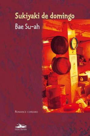 Capa de 'Sukiyaki de domingo', de Bae Su-ah