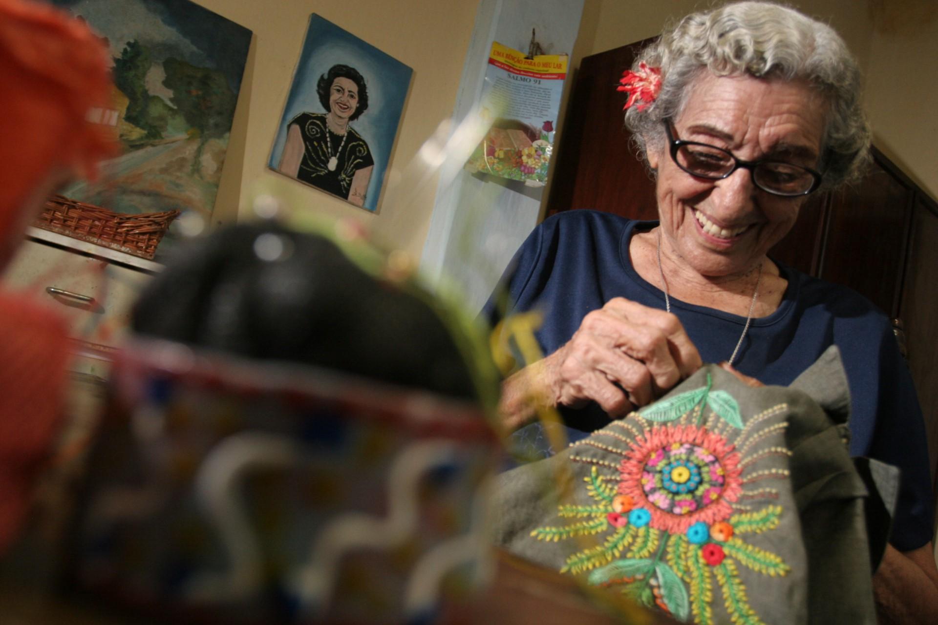 (Foto: Alex Costa, em 07/07/2008)O Minimuseu Firmeza foi fundado por Nice e Estrigas em 1969. No espaço, que era também a residência do casal, no Mondubim, a artista exerceu importante papel formativo