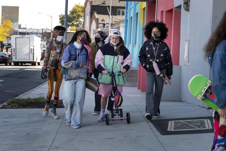 A segunda temporada de 'Betty' incorporou o contexto da pandemia na trama