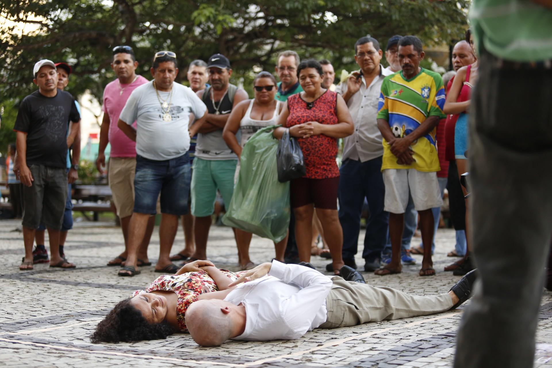 (Foto: Marina Cavalcante/Divulgação)Espetáculo