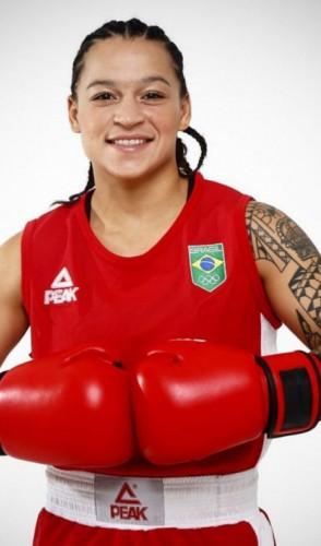 Beatriz Ferreira, que luta na categoria até 60kg, está invicta desde o último Grand Prix de Boxe