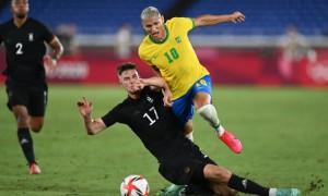 Show de Richarlison e vitória sobre a Alemanha: Brasil inicia forte pelo bi olímpico