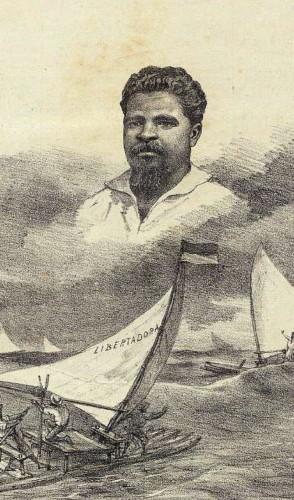 O episódio marcou o fim do embarque de escravos no porto de Fortaleza. Simoa foi contemporânea do Dragão do Mar
