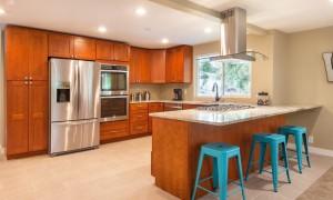 Coifa, depurador de ar ou exaustor para a cozinha?